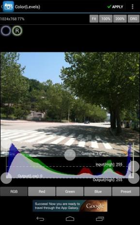 Скриншот Фоторедактор