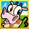Беги Корова Беги (Run Cow Run) - icon