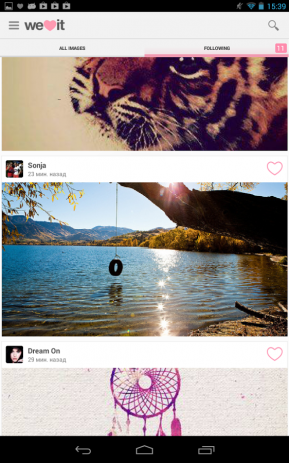 We Heart It | Android