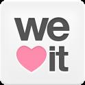 «We Heart It — картинки для вдохновения каждый день» на Андроид