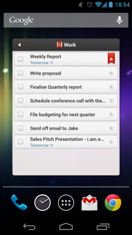 Wunderlist - To-do & Task List | Android
