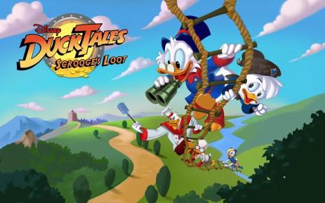 DuckTales: Scrooge's Loot - thumbnail