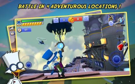 Скриншот DuckTales: Scrooge's Loot