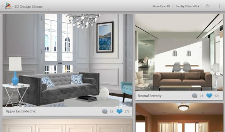 Screenshot Of Homestyler Interior Design U0026 Decorating Ideas