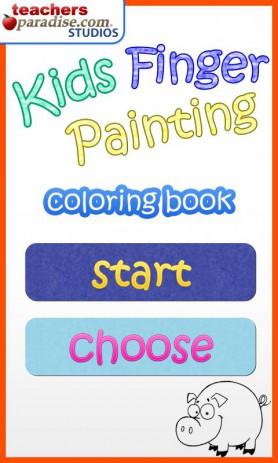 Пальчиковое рисование для детей | Android