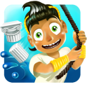 Rope Escape Atlantis - icon