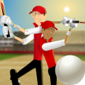 «Stick Cricket Partnerships» на Андроид