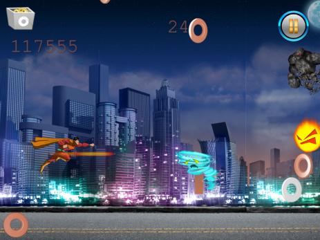 Скриншот Super Heroes. Defender War