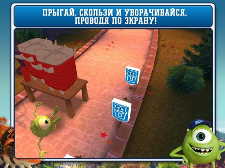 Университет монстров: Арчи | Android