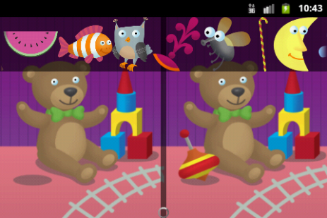 Внимательный взгляд для детей | Android