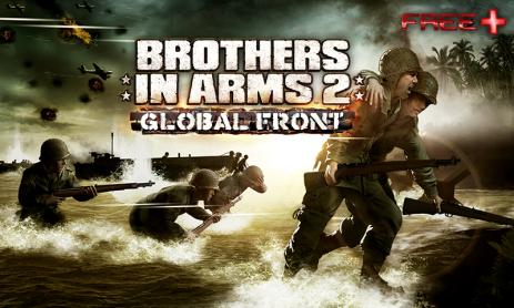 Poster Brothers In Arms® 2 Free — Братья по оружию