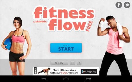 Fitness Flow FREE - thumbnail