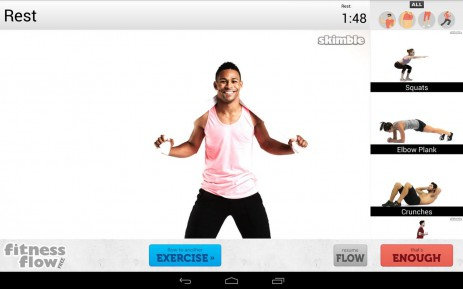 Fitness Flow FREE | Android