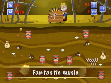 Gold miner | Android