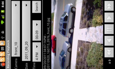 IP Cam Viewer Lite | Android