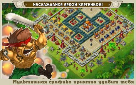 Скриншот Jungle Heat