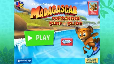 Madagascar Surf n' Slides Free | Android