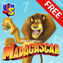 Madagascar Surf n' Slides Free - icon