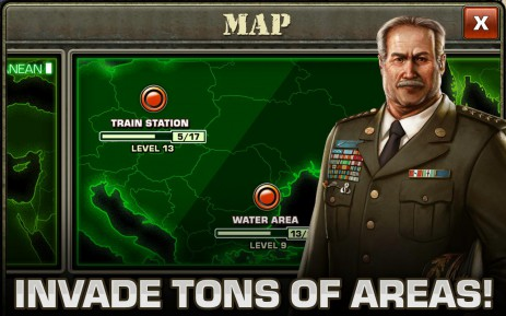 Modern War - World Domination | Android