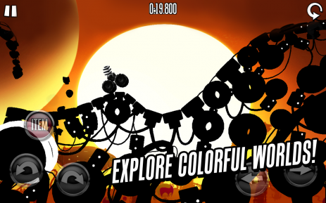 Скриншот Motoheroz