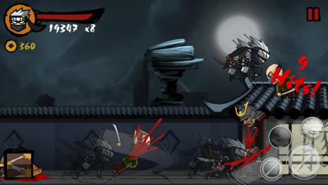 Скриншот Ninja Revenge