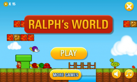 Ralph's World - thumbnail