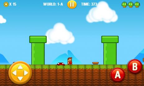 Скриншот Ralph's World