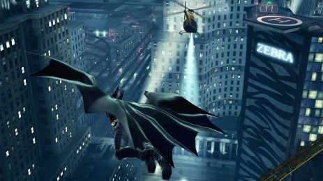 Скриншот The Dark Knight Rises