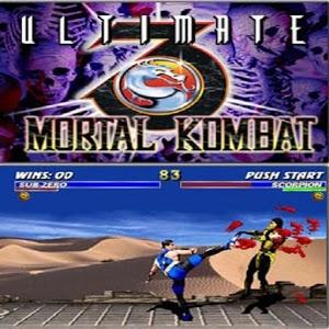 Cover art of «Ultimate Mortal Kombat 3» - icon