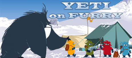 Yeti on Furry - thumbnail