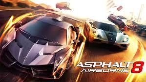 Poster Asphalt 8: На взлёт — Asphalt 8: Airborne