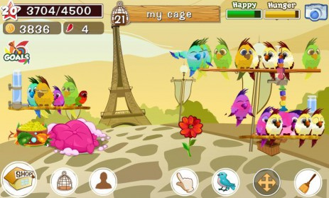 Скриншот Птичий Рай