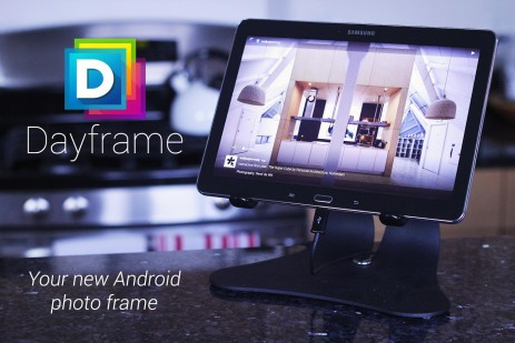 Dayframe (Android photo frame) - thumbnail