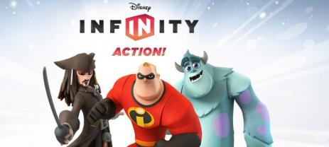 Disney Infinity: Action! - thumbnail