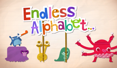 Poster Endless Alphabet
