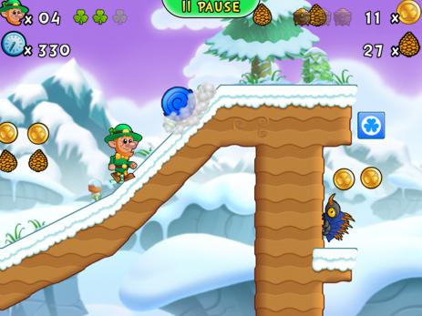 Скриншот Lep's World 3