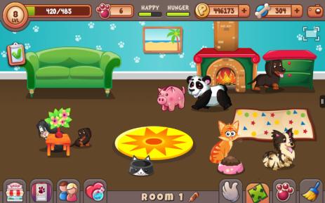 Милые домашние животные - thumbnail