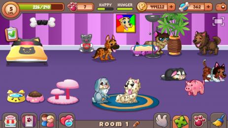 Милые домашние животные | Android