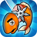 «Ninja Fishing- ниндзя рыбалка» на Андроид