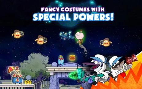 Скриншот Ghost Toasters – Regular Show