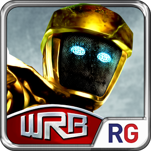 Cover art of «Real Steel World Robot Boxing» - icon