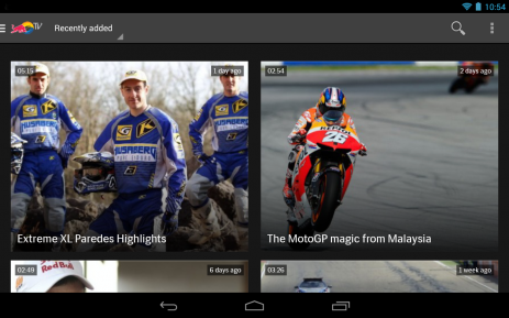 Red Bull TV | Android