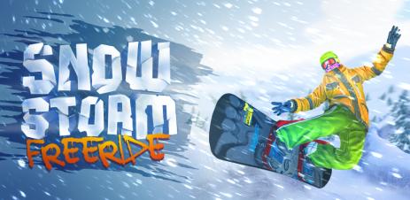 Snowstorm - thumbnail