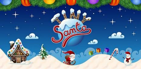 Tiny Santa - Xmas Hills - thumbnail