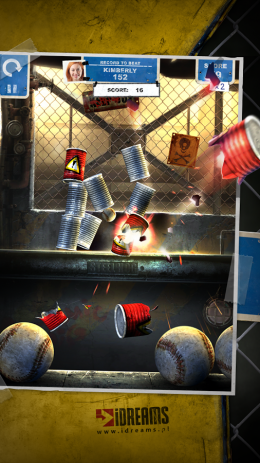 Скриншот Can Knockdown 3