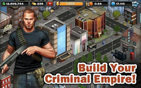 Crime City (Action RPG) | Android