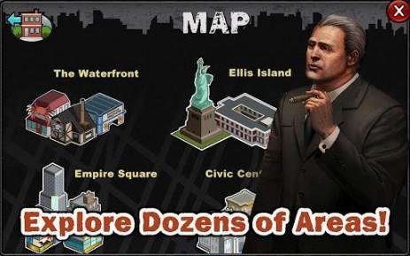 Скриншот Crime City
