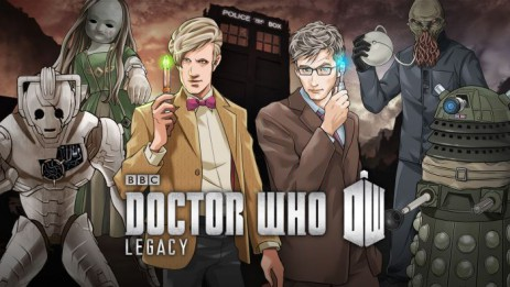 Poster Doctor Who: Legacy