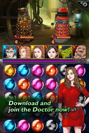 Doctor Who: Legacy | Android