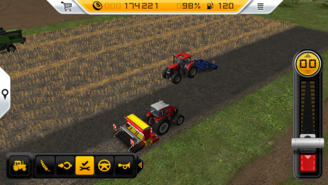 Скриншот Farming Simulator 14